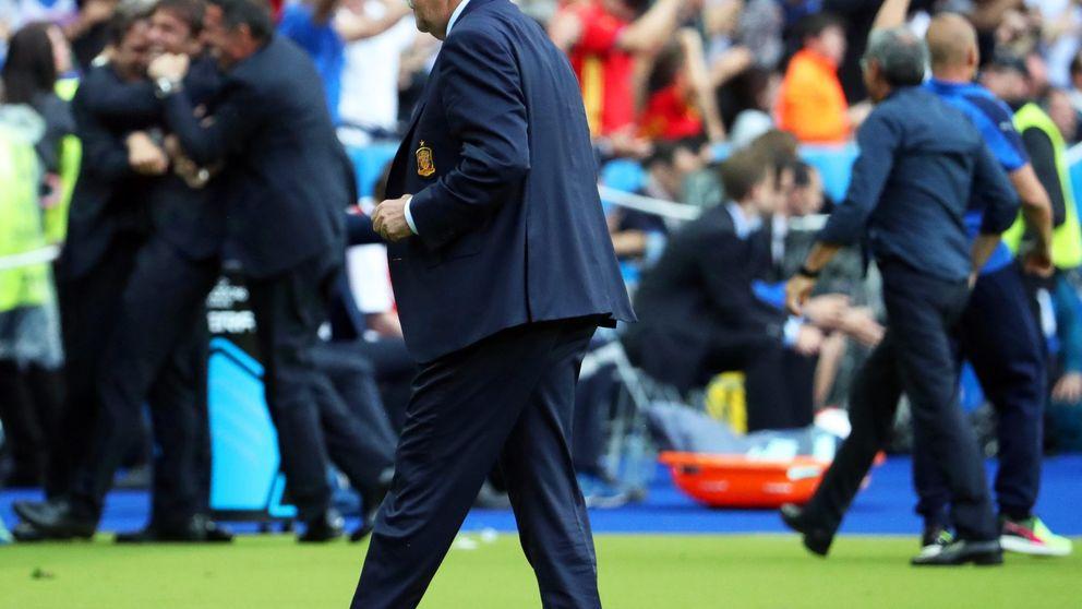 Del Bosque y las vergüenzas de la Selección española que Italia alumbró