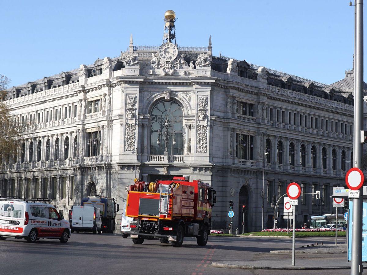 Foto: Banco de España (Efe)