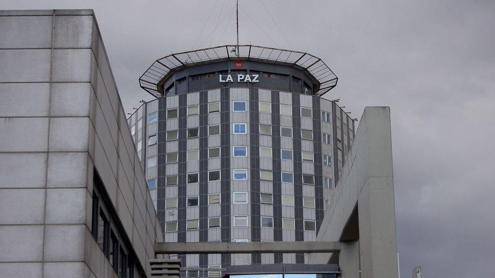Foto: El Hospital de La Paz en Madrid. (EFE)
