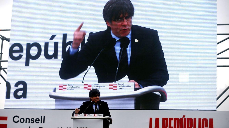Puigdemont pide al independentismo que se prepare y evita respaldar el diálogo