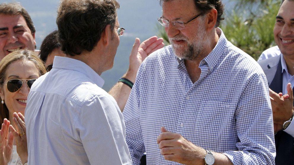 La comida del verano: Rajoy, Florentino, Feijóo y el director de ABC en un reservado