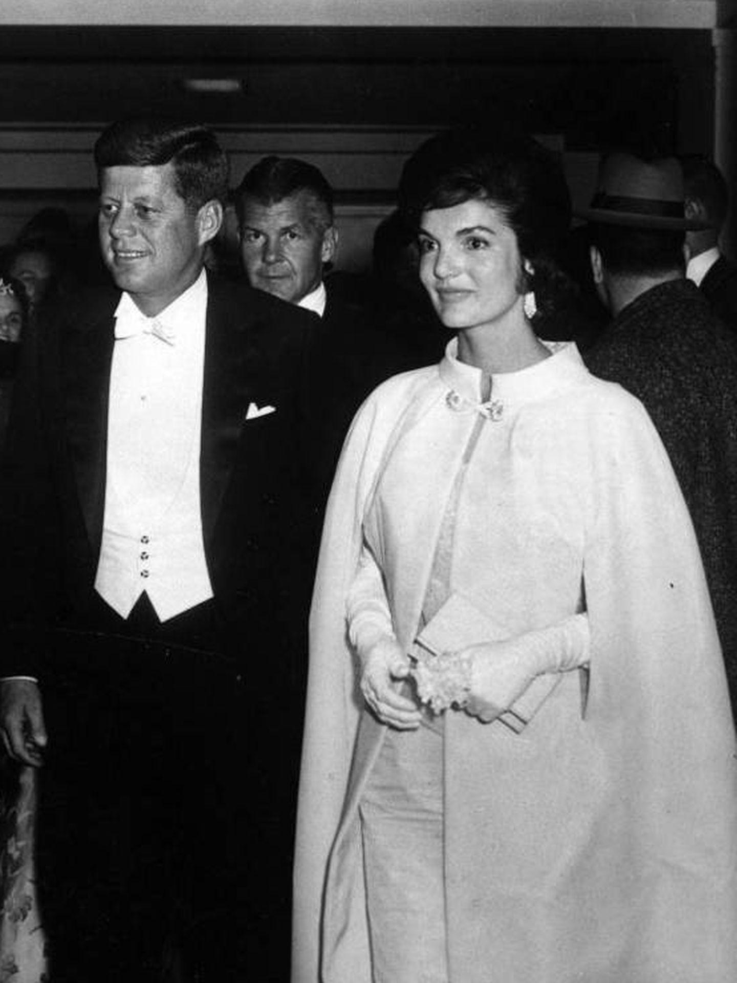 Jackie y John F. Kennedy. (Cordon Press)