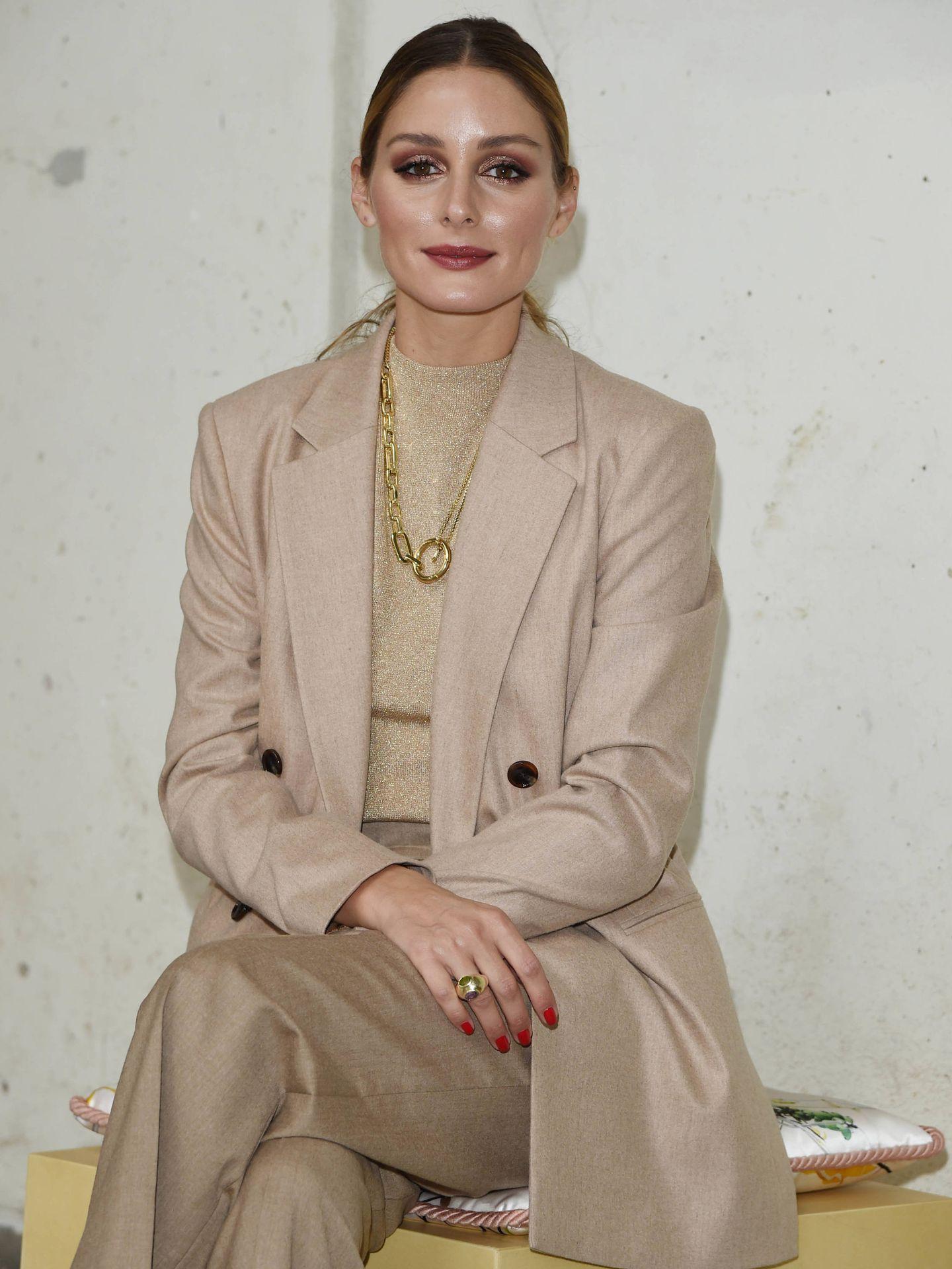 Olivia Palermo. (Getty)