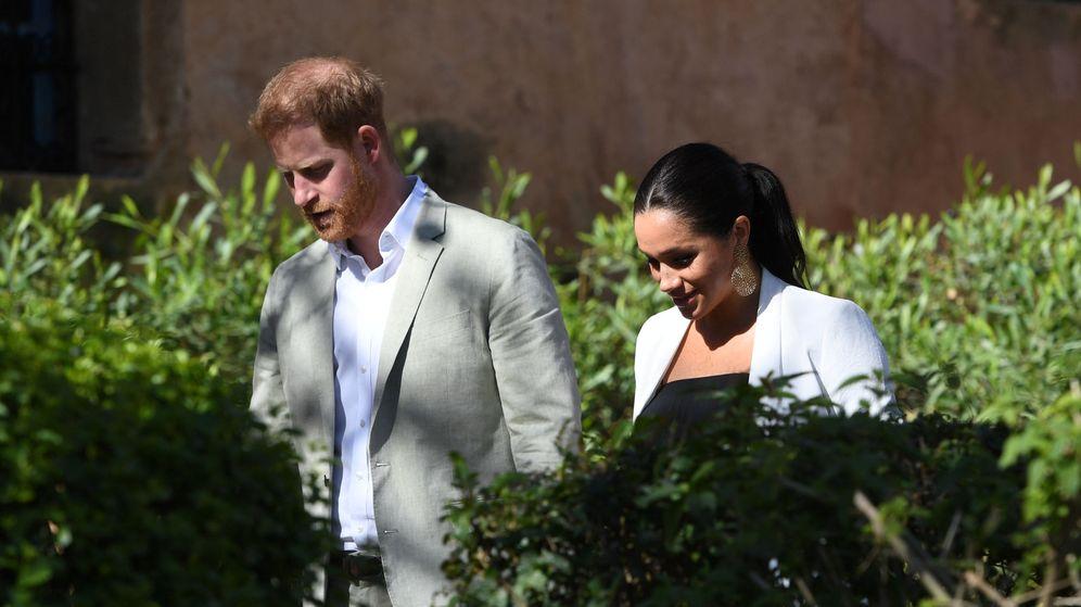 Foto: Harry en una imagen de archivo. (Reuters)