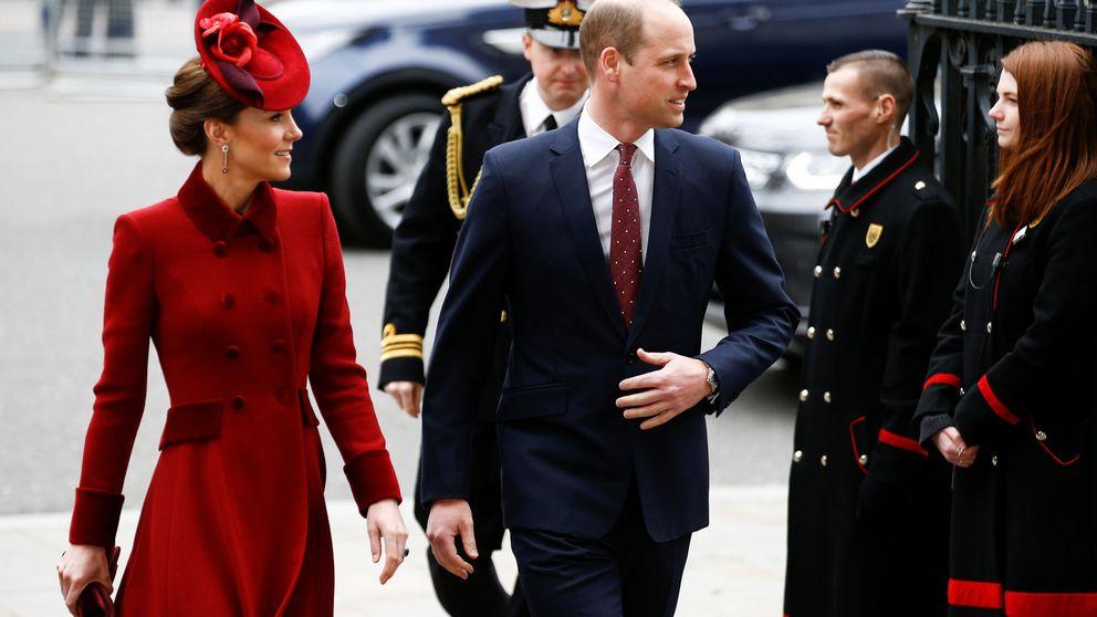 Kate Middleton deja brillar a Meghan Markle en su último acto oficial