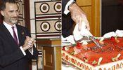 Noticia de La tarta etíope de Felipe VI