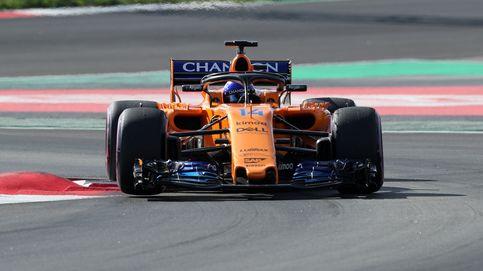 Boullier: Mantenemos la capacidad de hacer coches rápidos. Lo veréis pronto