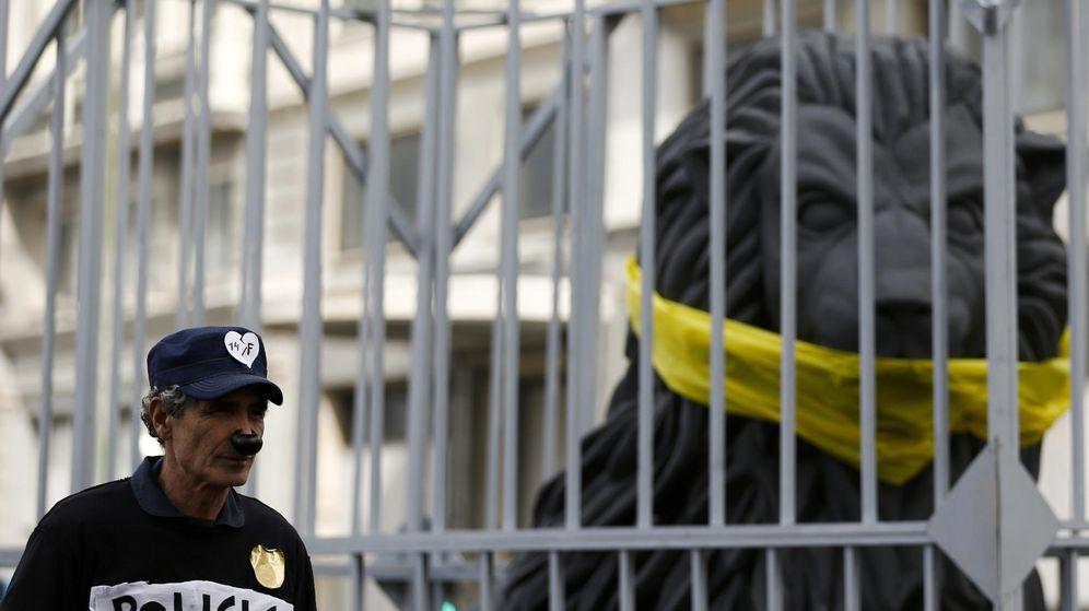 Foto: El Congreso aprueba hoy la 'ley mordaza' con el rechazo unánime de toda la oposición