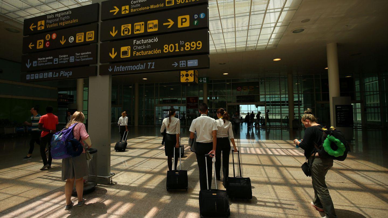 La huelga afectará a equipaje, facturación y revisión de las aeronaves. (Reuters)