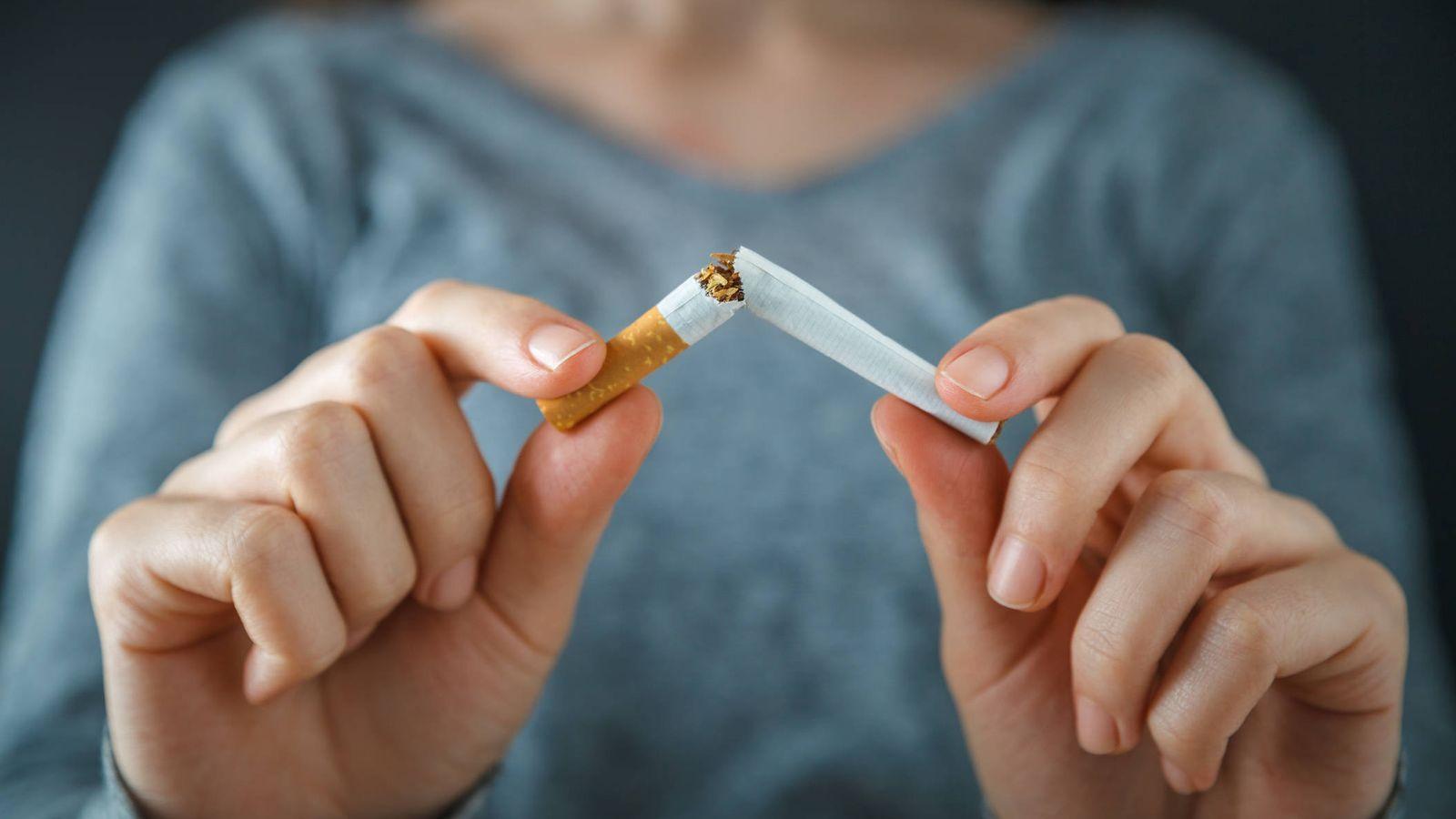 Acupuntura para dejar de fumar y adelgazar contigo