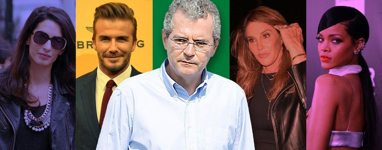 Foto: Pablo Isla, CEO de Inditex, se cuela en un ranking con Rihanna y Caitlyn Jenner
