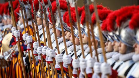 Ceremonia de investidura de Guardia suiza