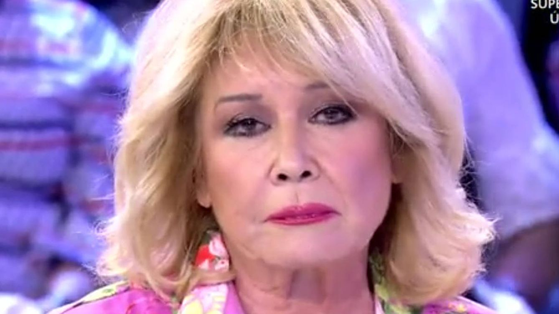 Un micrófono abierto en 'Sálvame' deja fatal a Mila Ximénez: ¡Qué tarde de mierda!