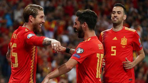 España - Rumanía en directo: resumen, goles y resultado