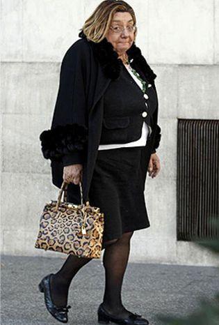 Foto: Coro Cillán: la polémica jueza será apartada de la carrera