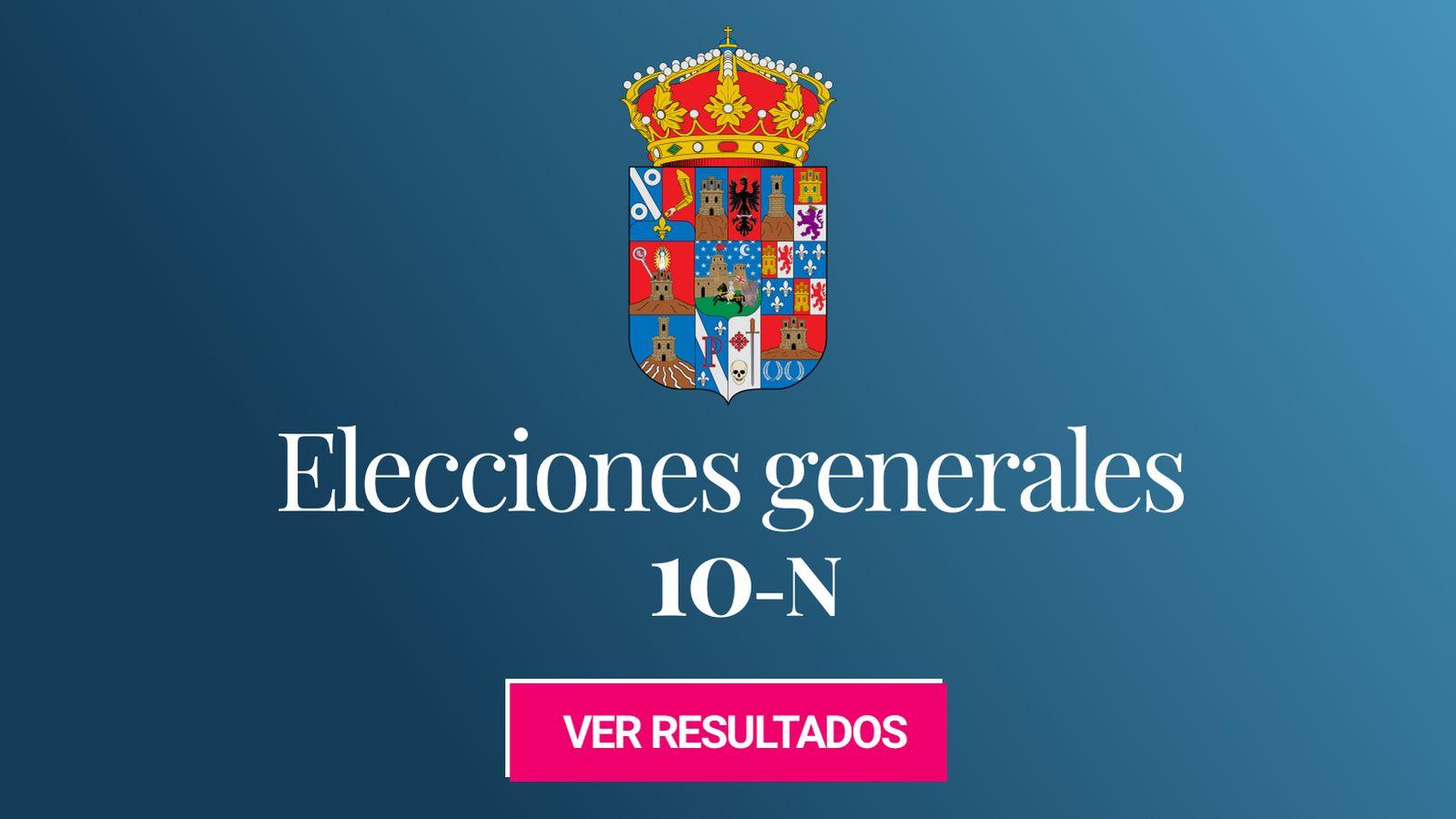 Foto: Elecciones generales 2019 en la provincia de Guadalajara. (C.C./HansenBCN)