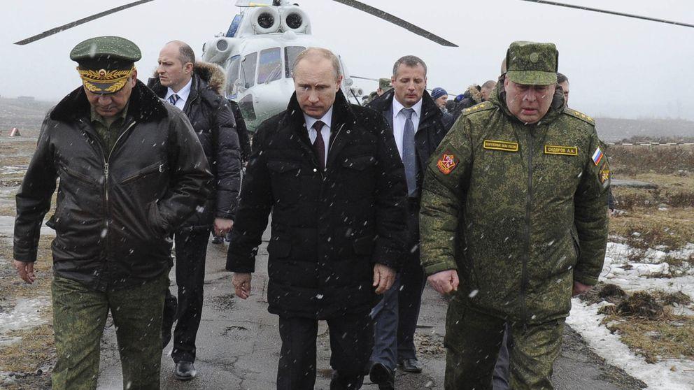 La nueva fuerza de la OTAN ante la amenaza que representa Moscú