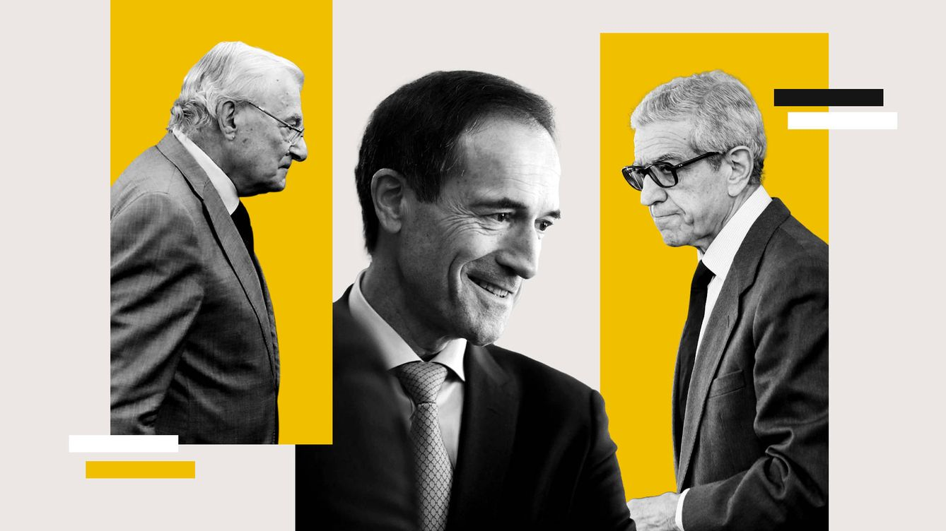 Así se forjó el 'acuerdo de Yalta' de la fusión Unicaja-Liberbank
