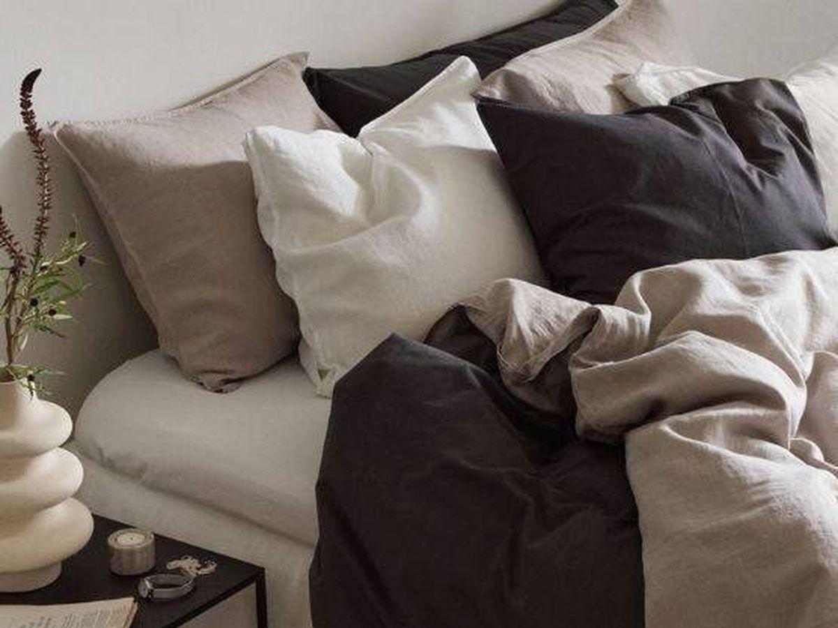 Foto: HyM te ayuda a encontrar la mejor ropa de cama para ti. (Cortesía)