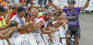 Post de Mikel Landa se queda sin triplete, pero triunfa en la Vuelta a Burgos