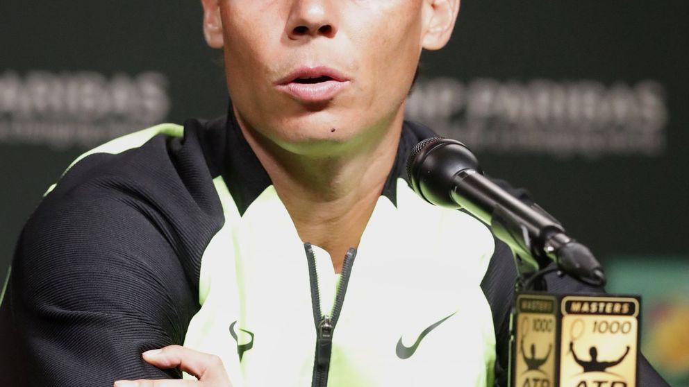 Nadal insiste en modificar la Copa Davis y propone dos eliminatorias por año
