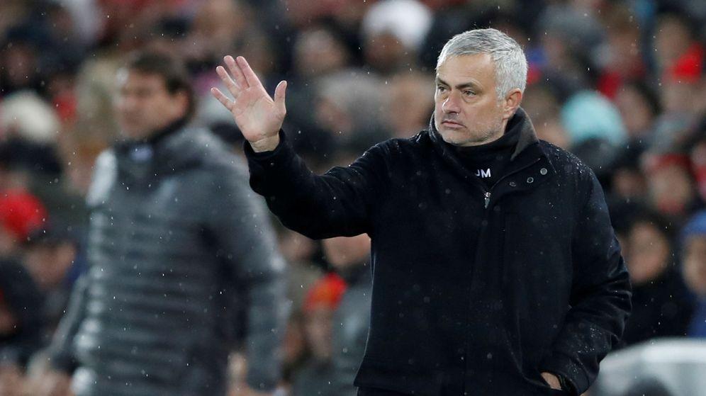 Foto: José Mourinho vuelve a la Premier. (Reuters)