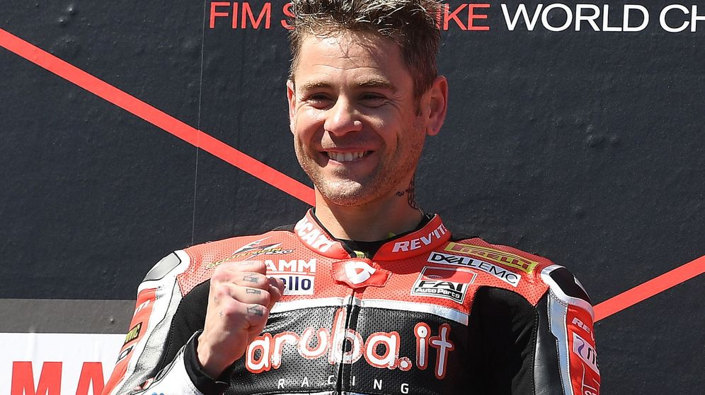 Foto: Álvaro Bautista ha ganado todas las carreras de SBK que ha corrido esta temporada. (EFE)