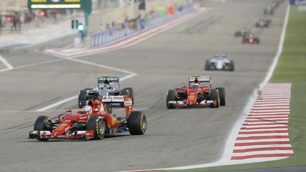 Ferrari tiene una estrategia fuera de la pista para hacer presión a Mercedes