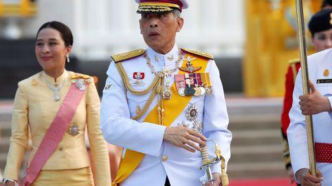 El rey de Tailandia pone contra las cuerdas a las autoridades alemanas