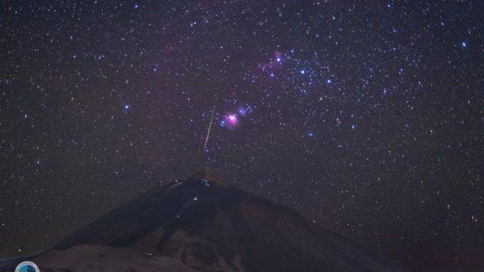La segunda lluvia de estrellas del verano llega para abrir boca antes del eclipse