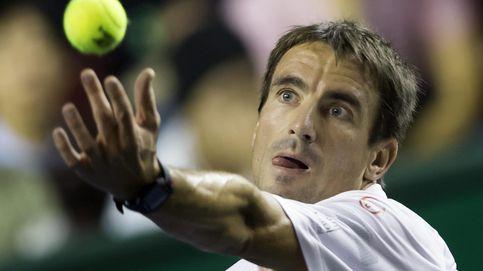 Así vivimos en directo la victoria en Copa Davis de Robredo ante Rublev