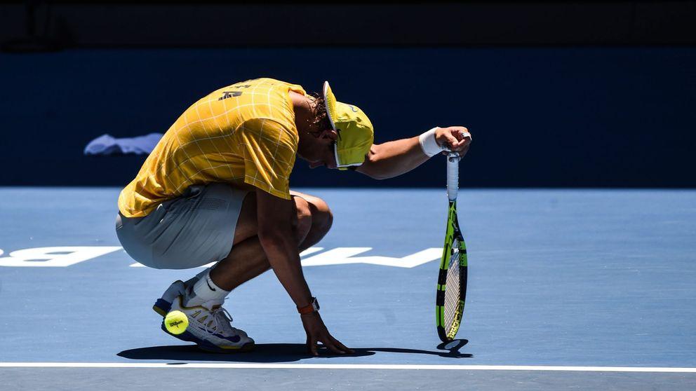 Nadal: Djokovic es increíble, nunca tiene lesiones y así no pierde el ritmo