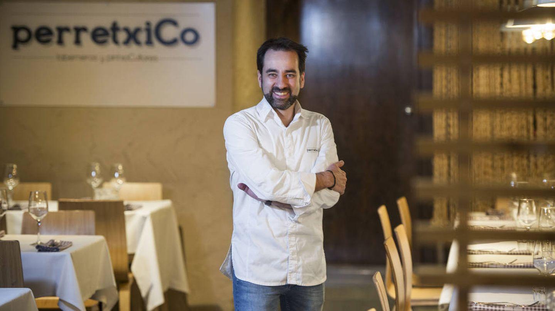 Josean Merino, en PerretxiCo.