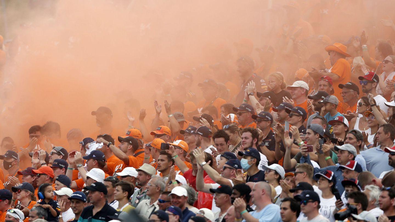 La afición holandesa es ahora mismo, la más reconocible y ruidosa de todo el mundial.