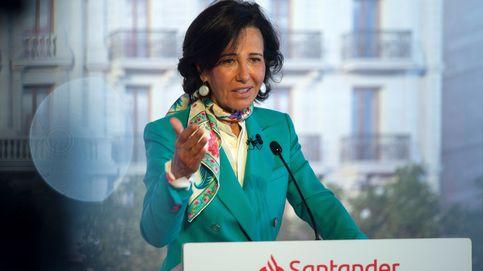 Santander vende la deuda del sistema gasista al ICO y a Liberbank y reduce su exposición al CO₂