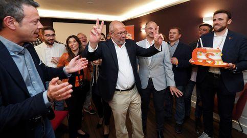 Igea insiste tras la purga: si no hay cambios se presenta contra Arrimadas