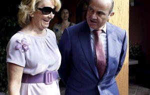Aguirre pasa por quirófano para hacerse un retoque de párpados