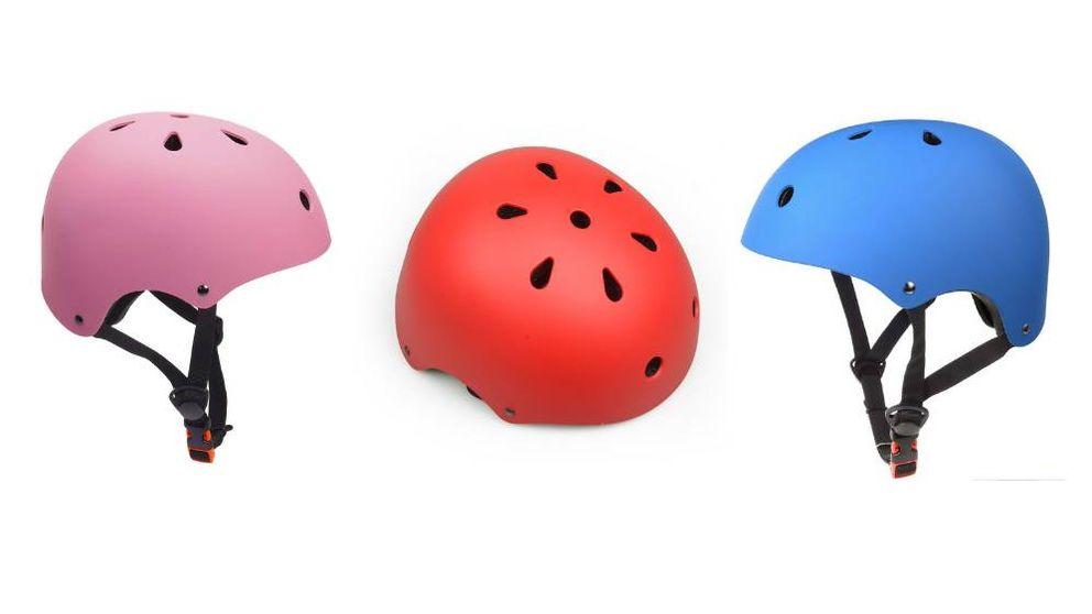 Los mejores cascos para patines en línea o cuatro ruedas