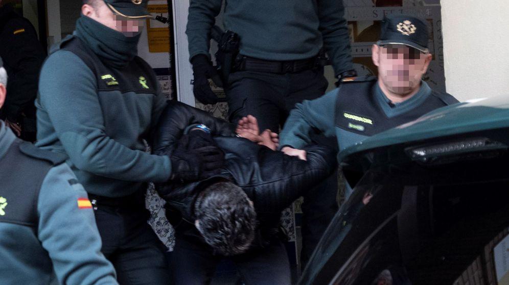 Foto:  Bernardo Montoya, autor confeso de la muerte de la joven zamorana Laura Luelmo. (EFE)