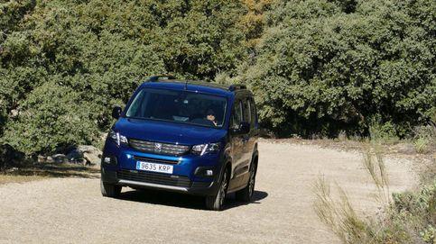 Lo que hace único al Peugeot Rifter, el coche de calle y útil con levas al volante