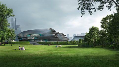 La ciudad donde se hace el iPhone se convierte en metropolis futurista