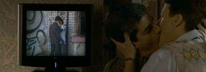 Foto: La verdadera historia del beso gay en 'Herederos': ni hay homofobia ni censura en TVE