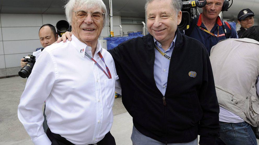 El caballo de Troya que Ecclestone está paseando ante Ferrari y Mercedes