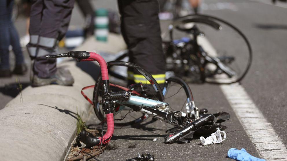Muere un triatleta tras ser arrollado por un camión mientras entrenaba en bicicleta