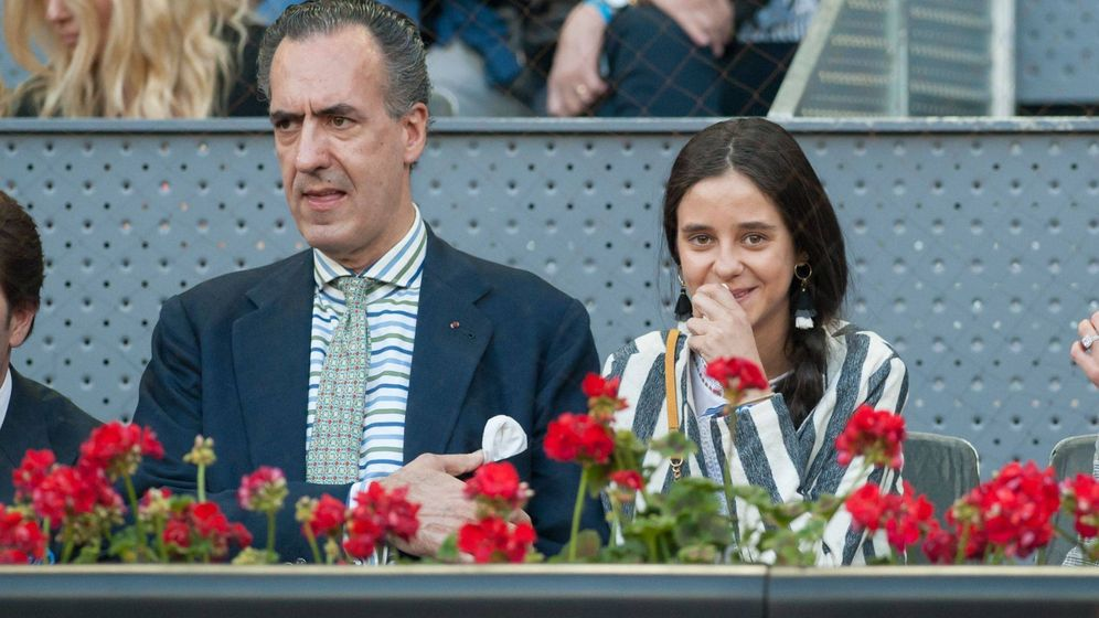 Foto: Jaime de Marichalar y Victoria Federica. (Cordon Press)