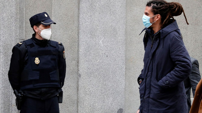 Fiscalía pide seis meses e inhabilitación para el diputado de Podemos Alberto Rodríguez