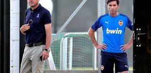 Post de Cuando Marcelino decide no arrodillarse ante Peter Lim en la crisis del Valencia