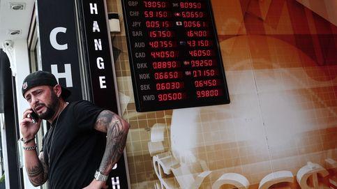Turquía trata de frenar el desplome de la lira con un impuesto a la venta de divisas