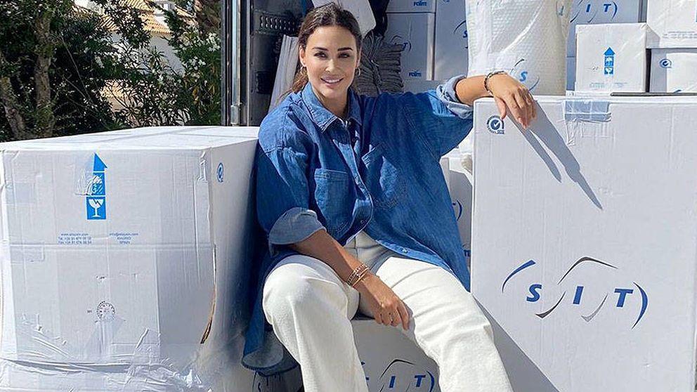 Primicia: Vicky Martín Berrocal se muda a Lisboa e inicia una nueva vida con su novio