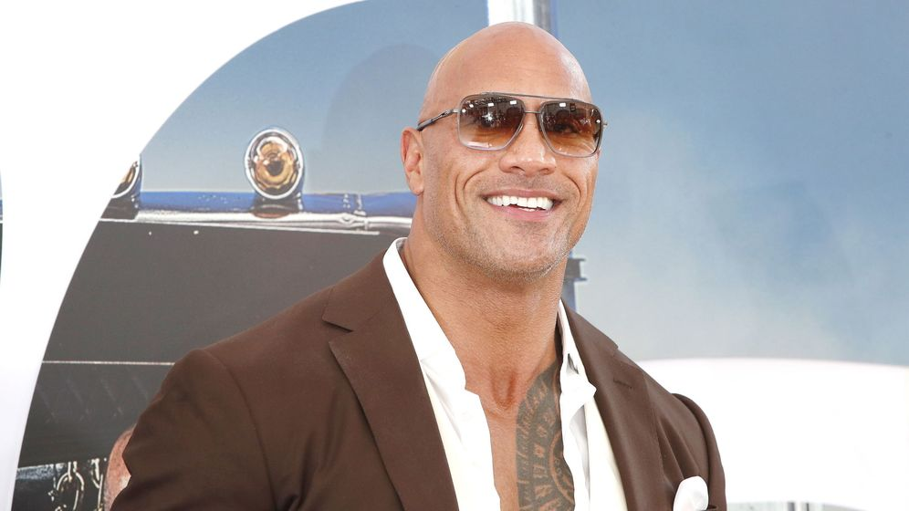 Foto: Dwayne Johnson 'The Rock' (EFE)
